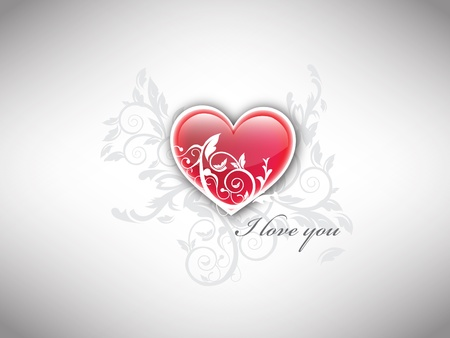 I love you hearts jpeg image vector illustration. This image will download as a jpeg or .eps file. You will need a vector editor to use this file.