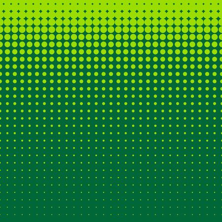 Beautiful seamless vector light green dotted pattern green background. Can be used for wallpaper, pattern fills, web page background, surface textures. Illustration