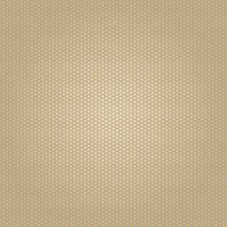 Beautiful Seamless vector hexagon light brown line pattern. Can be used for wallpaper pattern fills web page background surface textures.