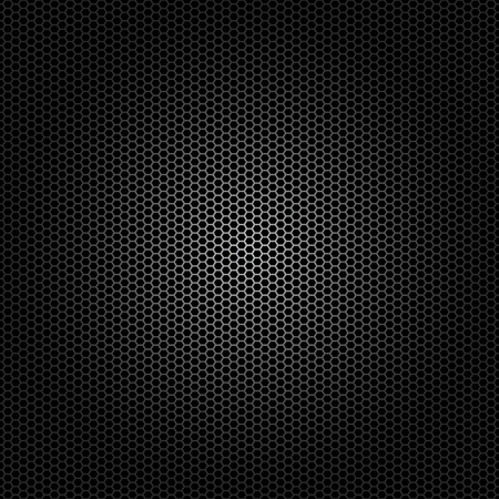 Beautiful Seamless vector hexagon pattern. Can be used for wallpaper pattern fills web page background surface textures.