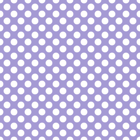 scaled: Beautiful seamless vector baby pink dots pattern on white background. Can be scaled at any size and used for wallpaper pattern files web page background surface textures.  Illustration