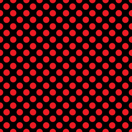 Beautiful Seamless vector polka dots for pattern background wallpaper texture web blog print or graphic design.