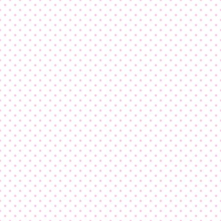 any size: Beautiful Seamless vector polka dots pattern background. Can be scaled at any size and used for wallpaper pattern files web page background surface textures.