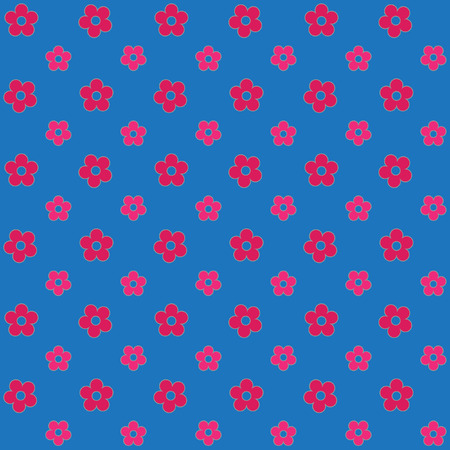 Seamless 3d embossed flower pattern background for wallpaper pattern web blog surface textures graphic  printing.