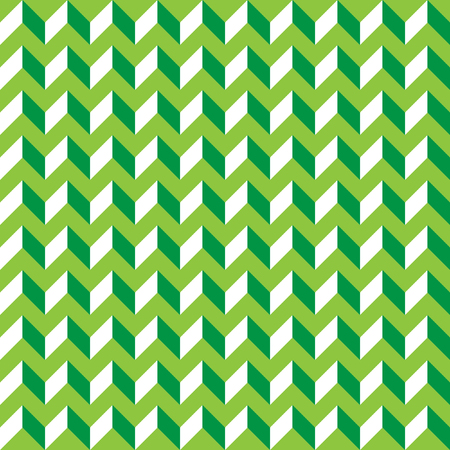 green contour abstract 3d geometrical cubes seamless pattern background for wallpaper, pattern, web, blog, surface, textures, graphic & printing