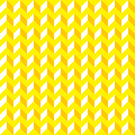 yellow contour abstract 3d geometrical cubes seamless pattern background for wallpaper, pattern, web, blog, surface, textures, graphic & printing