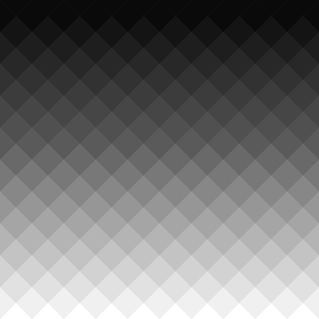black n white gradient contour abstract 3d geometrical cubes seamless pattern background for wallpaper, pattern, web, blog, surface, textures, graphic & printing Illustration