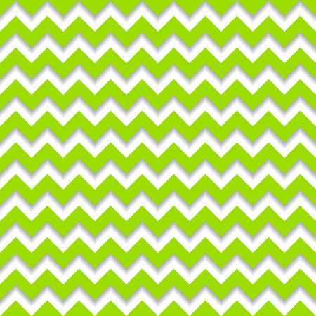 neon green abstract geometrical shadow waves seamless pattern background for wallpaper, pattern, web, blog, surface, textures, graphic & printing Illustration