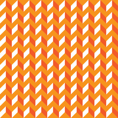 orange contour abstract 3d geometrical cubes seamless pattern background for wallpaper, pattern, web, blog, surface, textures, graphic & printing