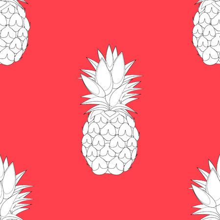 Fruit pattern.