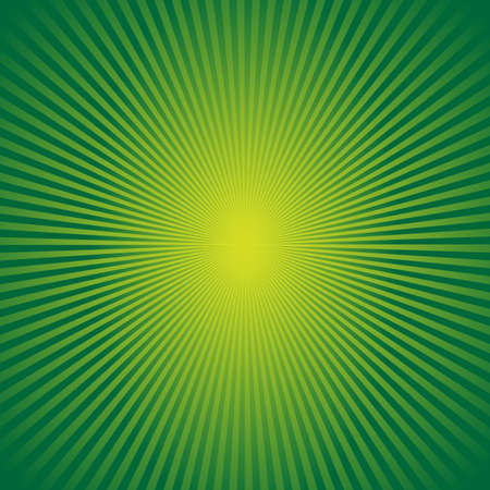 green shaded sunburst effect background , can be used for wallpaper, pattern, web, blog, surface, textures, graphic & printing.