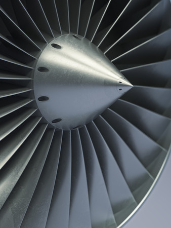 Impeller turbine photo