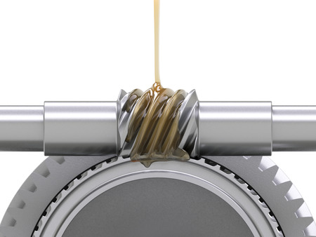 machine teeth: Oiling Gears