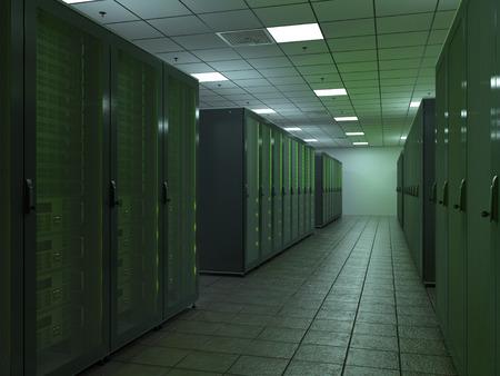 Technical floor photo