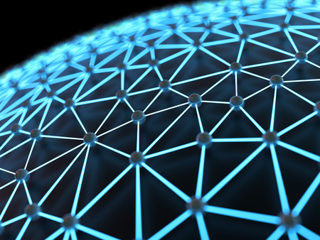 geosphere: Abstract network