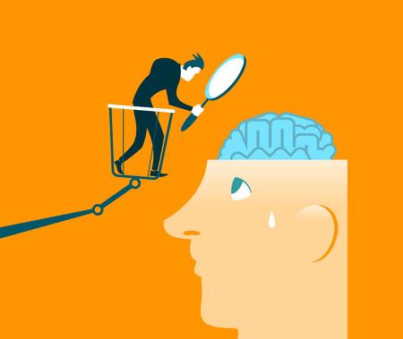 inspeccion: Brain Research. Una inspecci�n m�s cercana. Pruebas