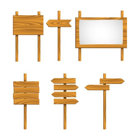 Cartone animato in legno