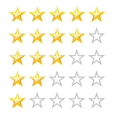 rating: Rating stars.