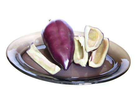 sweet segments: paprika