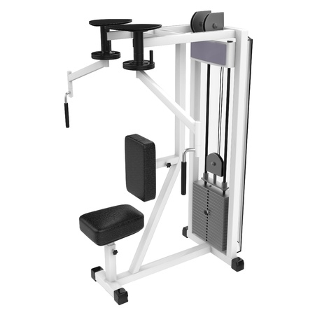 Fitness Home Gym for regular sports training Stock Photo - 18234893