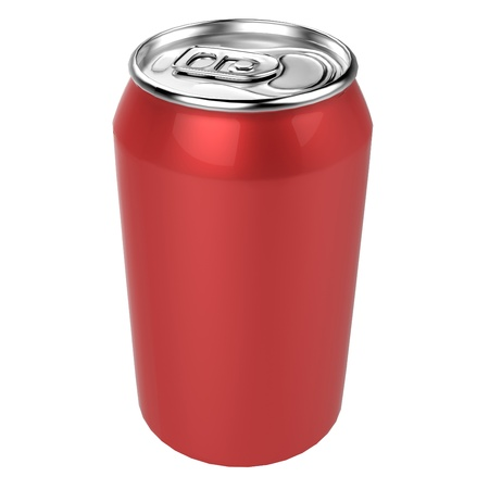 aluminum can Stock Photo - 18304469