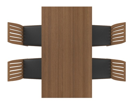 ダイニング テーブル 写真素材
