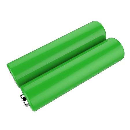 durability: battery Stock Photo