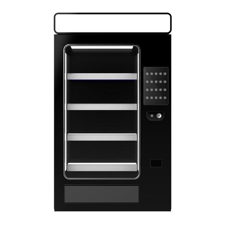 distributeur automatique: Distributeur automatique Banque d'images
