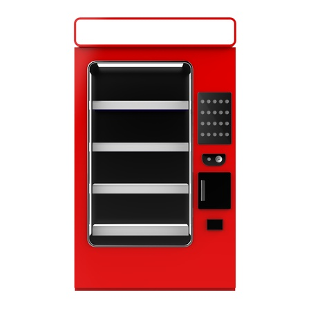 convenience: Vending machine