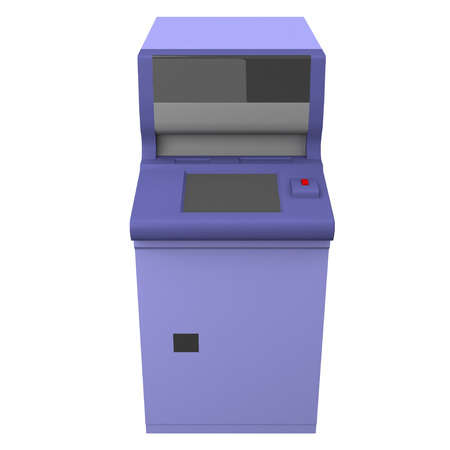 automatic transaction machine: M�quina de caja automatizada