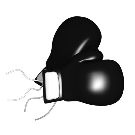 boxing glove photo