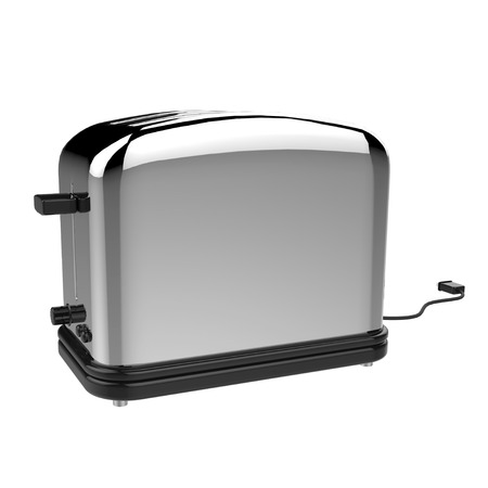 housewares: toaster Stock Photo