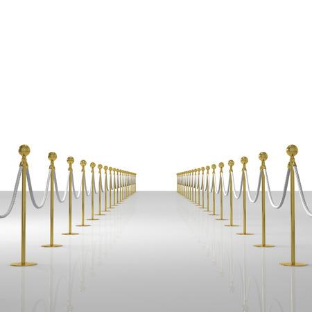 barrier rope: Barrier rope