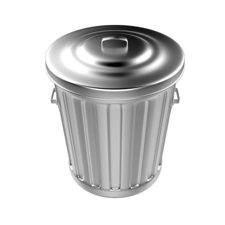 쓰레기통 스톡 콘텐츠 - 33462208
