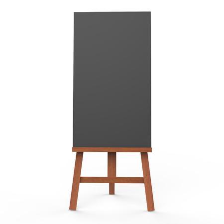 board: Blank wooden board
