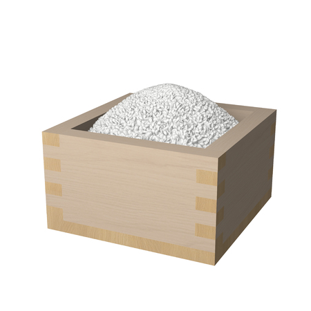 white rice: japanese rice