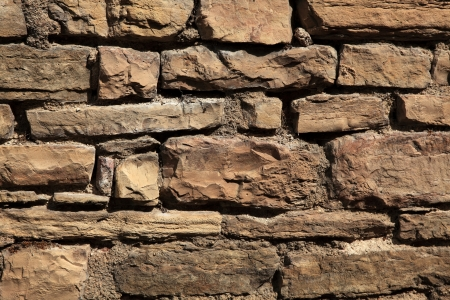 Stone Wall Structure