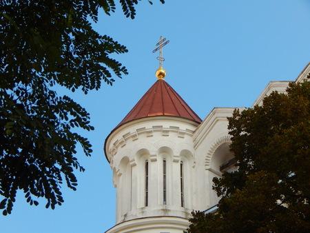 vilnius: Russian church in Vilnius Stock Photo