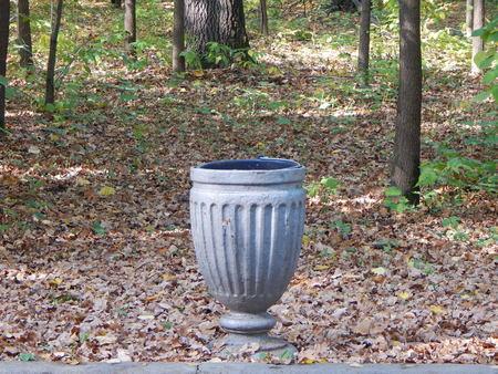 urn: Urn in the park