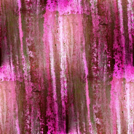 seamless emo pink abstract grunge texture with cracks in paint photo