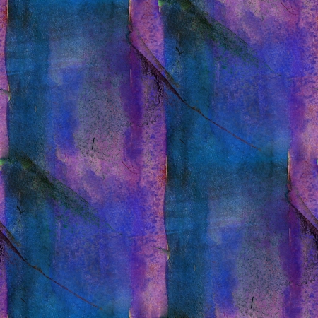 macr: abstract blue purple spring pattern watercolor seamless art macr Stock Photo