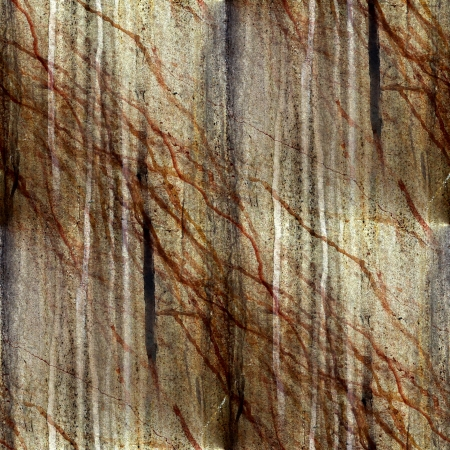 abstract brown background aged damaged  border construction photo