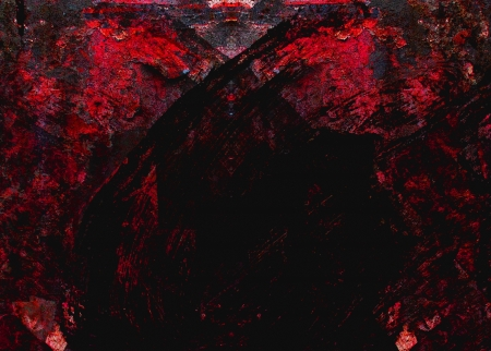 abstract red devil texture Stock Photo - 16704156