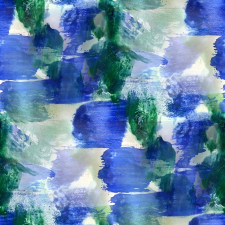 picture blue green watercolor seamless background photo