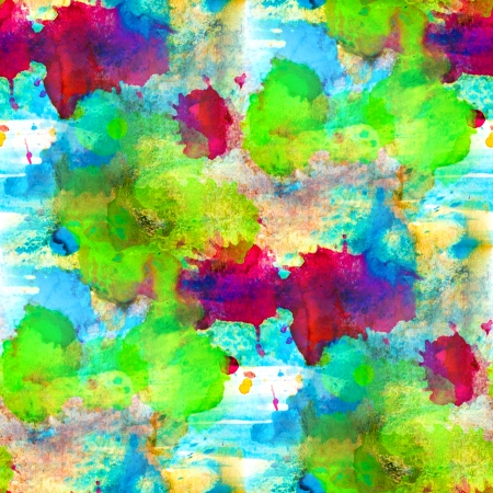 blue green with blotches seamless background watercolor macro te Stock Photo - 16718768
