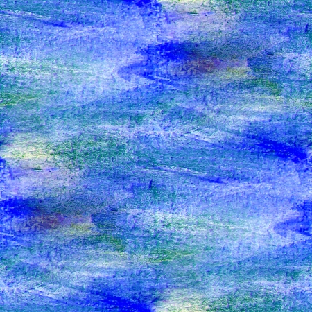 blue texture sea seamless picture abstract watercolor background photo