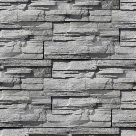 Granite decorative brick wall seamless background texture