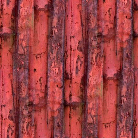 old iron red background texture with rust and scuffed wallpaper photo