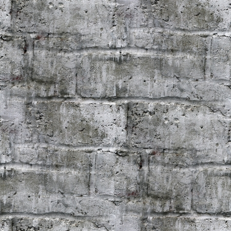 seamless texture square of old stone wall with a crack backgroun Stock Photo - 16747249