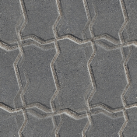 Pavement road stone seamless background texture photo